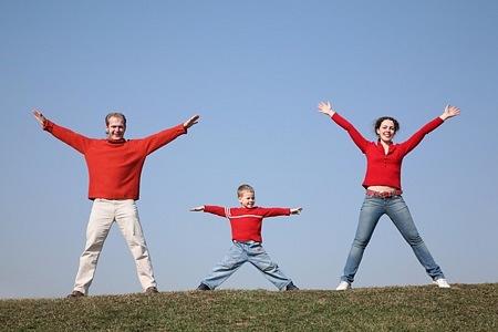 физическое воспитание здорового образа жизни